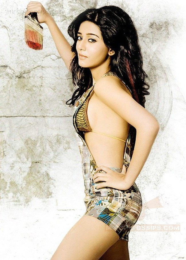Amrita Rao Hot In Bikini