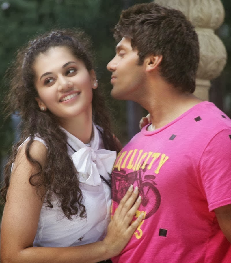 Tapsee And Aarya Stills From Arrambam   VISIT www.FILMYBOL.in