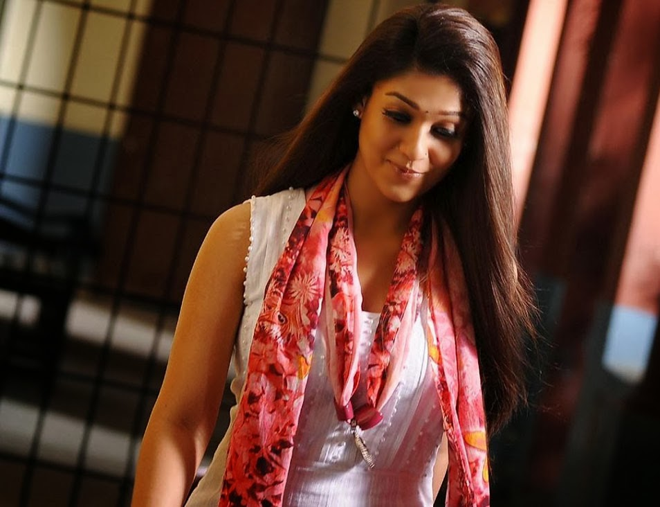 Nayanthara Gorgeous In Krishnam Vande Jagadgurum | VISIT ...