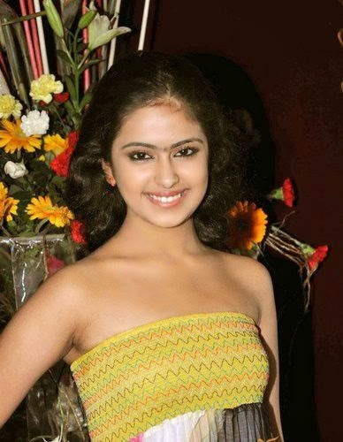 Hindi Tv Serial Actress Avika Gor Unseen Stills  Visit -5566