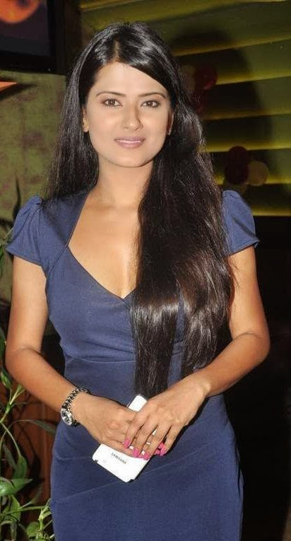 Hindi Tv Serial Actress Of Jhasi Ki Rani-Kratika Sengar -6863