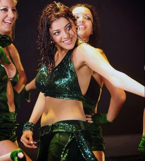 Kajal Aggarwal Hot wet dance | VISIT www FILMYBOL in
