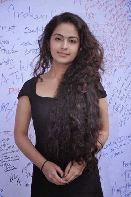 Hindi Tv Serial Actress Avika Gor Unseen Stills  Visit -5302
