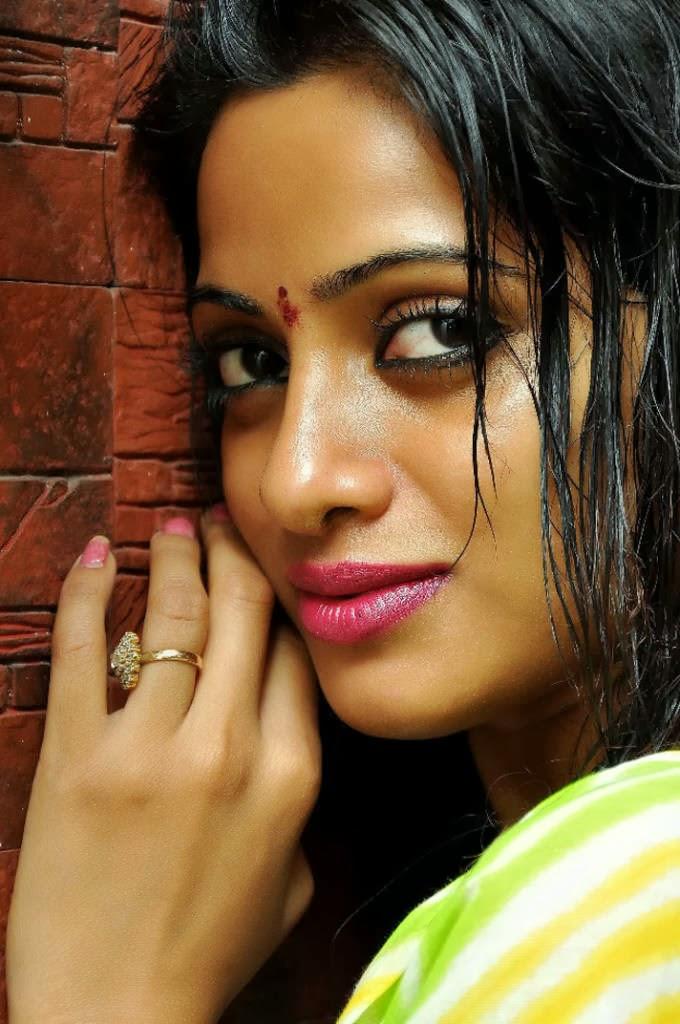 Telugu Actress Udaya Bhanu Hot Stills In Saree  Visit Www -1842