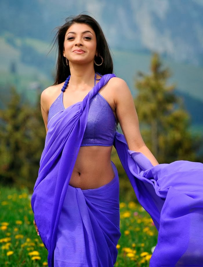 kajal agarwal hot navel show gallery visit   filmybol in