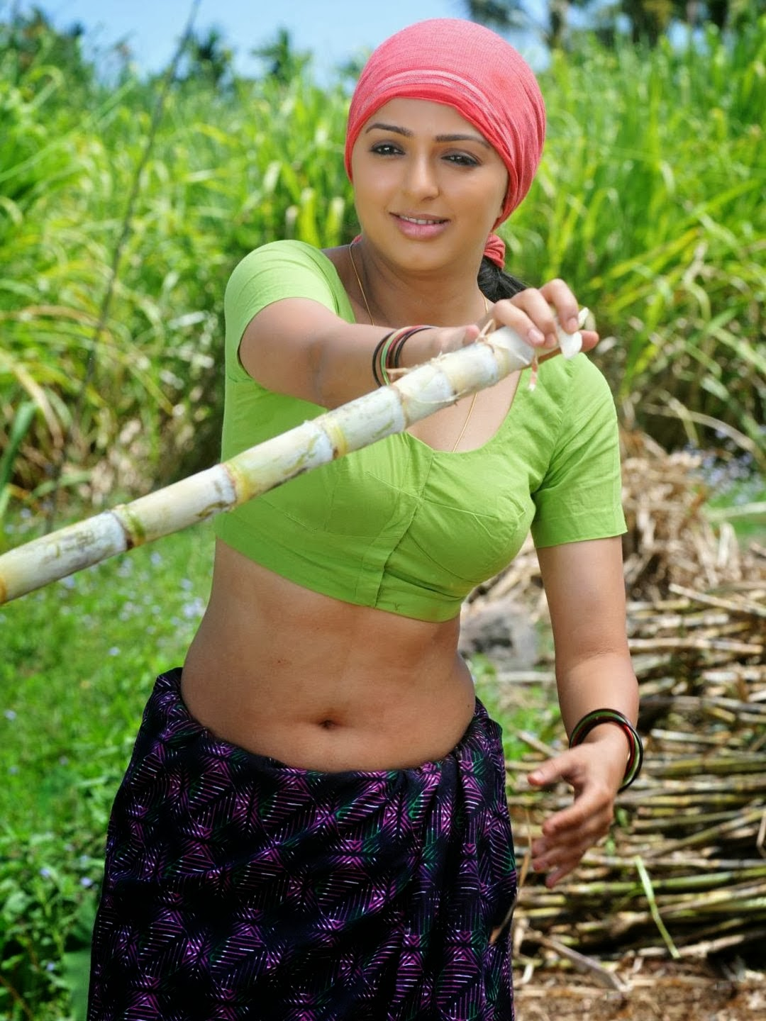 Telugu Actress Bhoomika Hot Navel Show Gallery | VISIT www ...